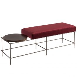 TRIFOLD DESIGN WIRE BENCH