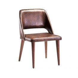 TRIFOLD DESIGN MILANO DINING CHAIR