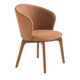 TRIFOLD DESIGN OMA DINING CHAIR
