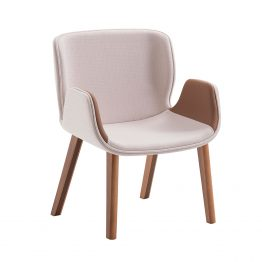 TRIFOLD DESIGN SAPHIRE DINING CHAIR