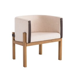 TRIFOLD DESIGN AME LOUNGE CHAIR