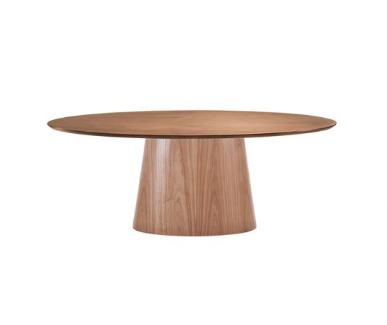 TRIFOLD DESIGN BARCELONA DINING TABLE