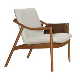 TRIFOLD DESIGN BE LOUNGE CHAIR