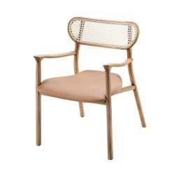 TRIFOLD DESIGN BODY DINING CHAIR