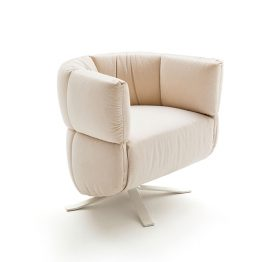 TRIFOLD DESIGN FAT LOUNGE CHAIR