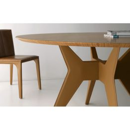 TRIFOLD DESIGN CONTEXT DINING TABLE