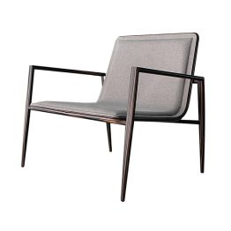 TRIFOLD DESIGN DIVA LOUNGE CHAIR
