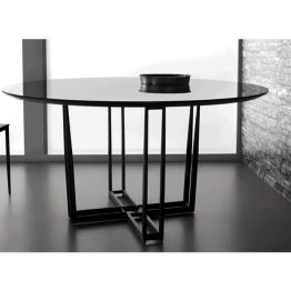 TRIFOLD DESIGN FACE DINING TABLE