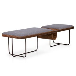 TRIFOLD DESIGN PETER BENCH