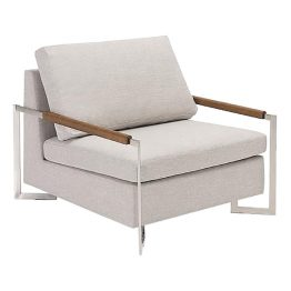 TRIFOLD DESIGN ROME LOUNGE CHAIR