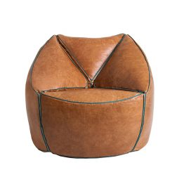 TRIFOLD DESIGN MEXERICA LOUNGE CHAIR AND OTTOMAN