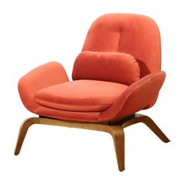 TRIFOLD DESIGN IMBARÉ LOUNGE CHAIR