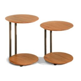 TRIFOLD DESIGN ARGOS SIDE TABLE