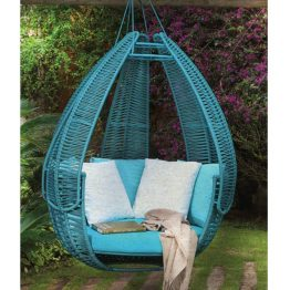 TRIFOLD DESIGN CAMAPU OUTDOOR SWING CHAIR