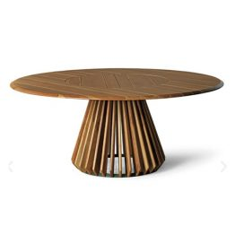 TRIFOLD DESIGN CICLOS OUTDOOR DINING TABLE