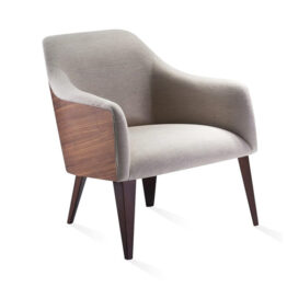 TRIFOLD DESIGN CAMPINAS LOUNGE CHAIR